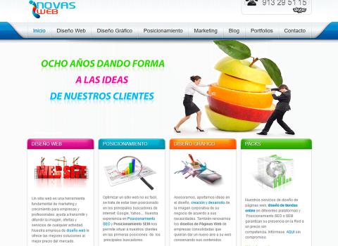 Paginas de Diseño Web