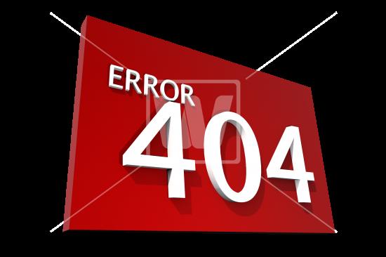 diseño web error